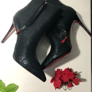❤️🌹Christian Louboutin ankle boot🌹❤️